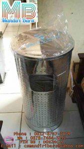 daftar harga tempat sampah stainless stell harga murah di semarang dan jogja