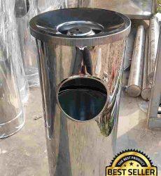 jual tempat sampah stainless stel muah di jakarta, daftar harga tempat sampah stainless stell murah di bandung dan bogor