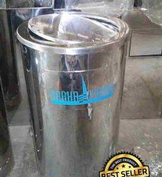 standing ashtray jual tong sampah stainless stell di ace hadware murah