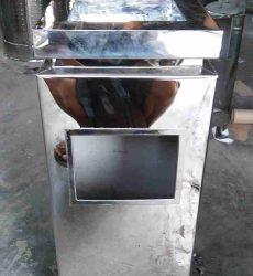 standing ashtray stainless stell harga murah di yogyakarta
