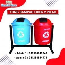 tong sampah fiber, tempat sampah fiber, tong sampah fiberglass,