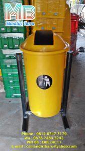 tong-sampah-fiber-bulat-80-liter-harga-murah-di-jakarta-bandung-dan-bogor,jual tempat sampah fiber , besar