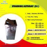 STANDING ASHTRAY D1