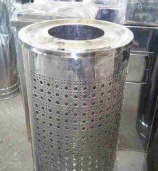 standing ashtray jual tempat sampah stainless di palembang harga murah