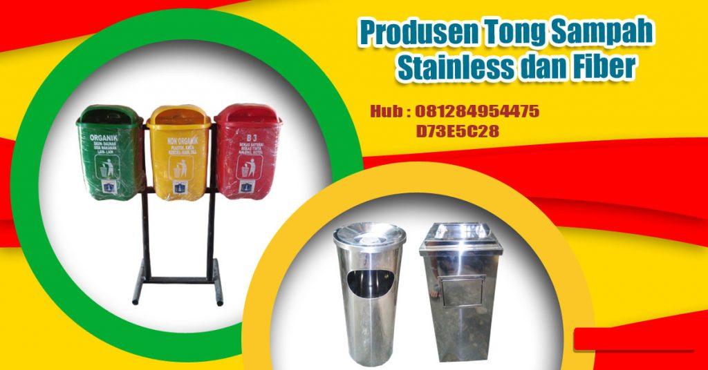 produsen tong sampah fiberglass murah , harga tong dan tempat sampah di jakarta dan bandung murah , daftar harga dan ukuran tempat sampah stainless