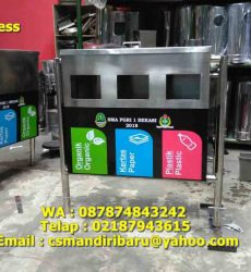 tong sampah stainless, harga tempat sampah stainless steel. tong sampah stainless steel,