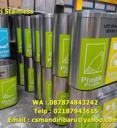 tong sampah stainless steel, tong sampah stainless steel ,harga tong sampah stainless,
