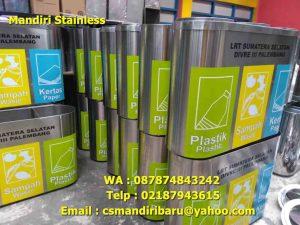 tong sampah stainless steel, tong sampah stainless steel ,harga tong sampah stainless,