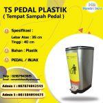 TONG SAMPAH PLASTIK PEDAL / INJAK